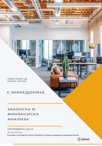 инвестиции бизнис ангели С.Македонија истражување